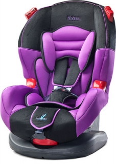 Autosedačka CARETERO IBIZA New purple 2016