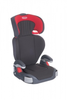 Autosedačka Graco Junior Maxi - Pompeian Red