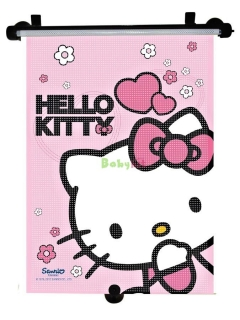 Slnečná roleta do auta Disney Hello Kitty