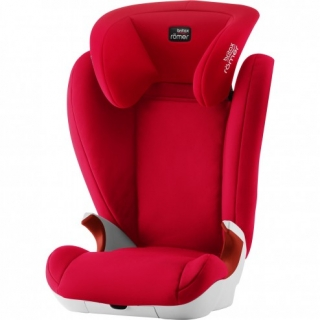 Autosedačka Britax Römer Kid II - Fire Red